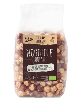 Nocciole tostate 500g